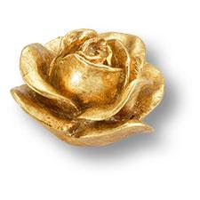 Ручка золотая роза