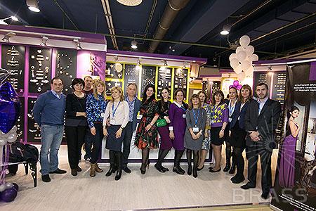 Стенд БРАСС на выставке Мебель-2015