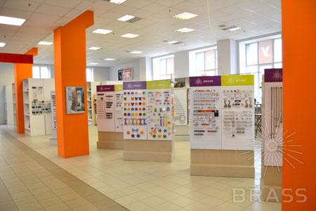 Купить мебельнуюфурнитуру BRASS в Санкт-Петербурге