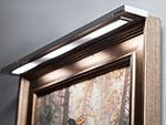 Светодиодный светильник для зеркал и картин